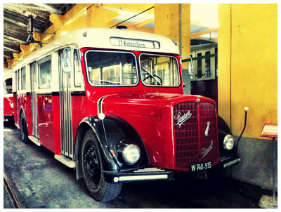21 Kahlenberg Straßenbahnmuseum Wien / made with Cam+