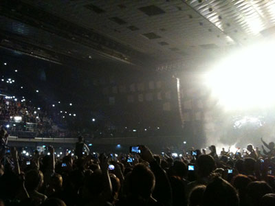 Thirty Seconds To Mars, 26. November 2011, Stadthalle Wien