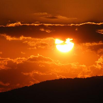 Sunset (c) Piotr Matlak/SXC