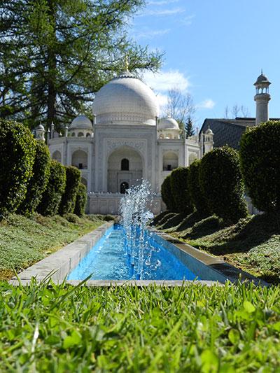 Taj Mahal @ Minimundus, Klagenfurt