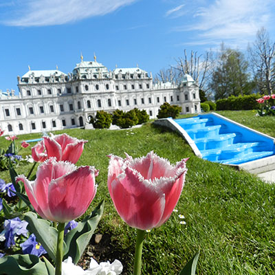 Versailles in Minimundus, Klagenfurt, Kärnten