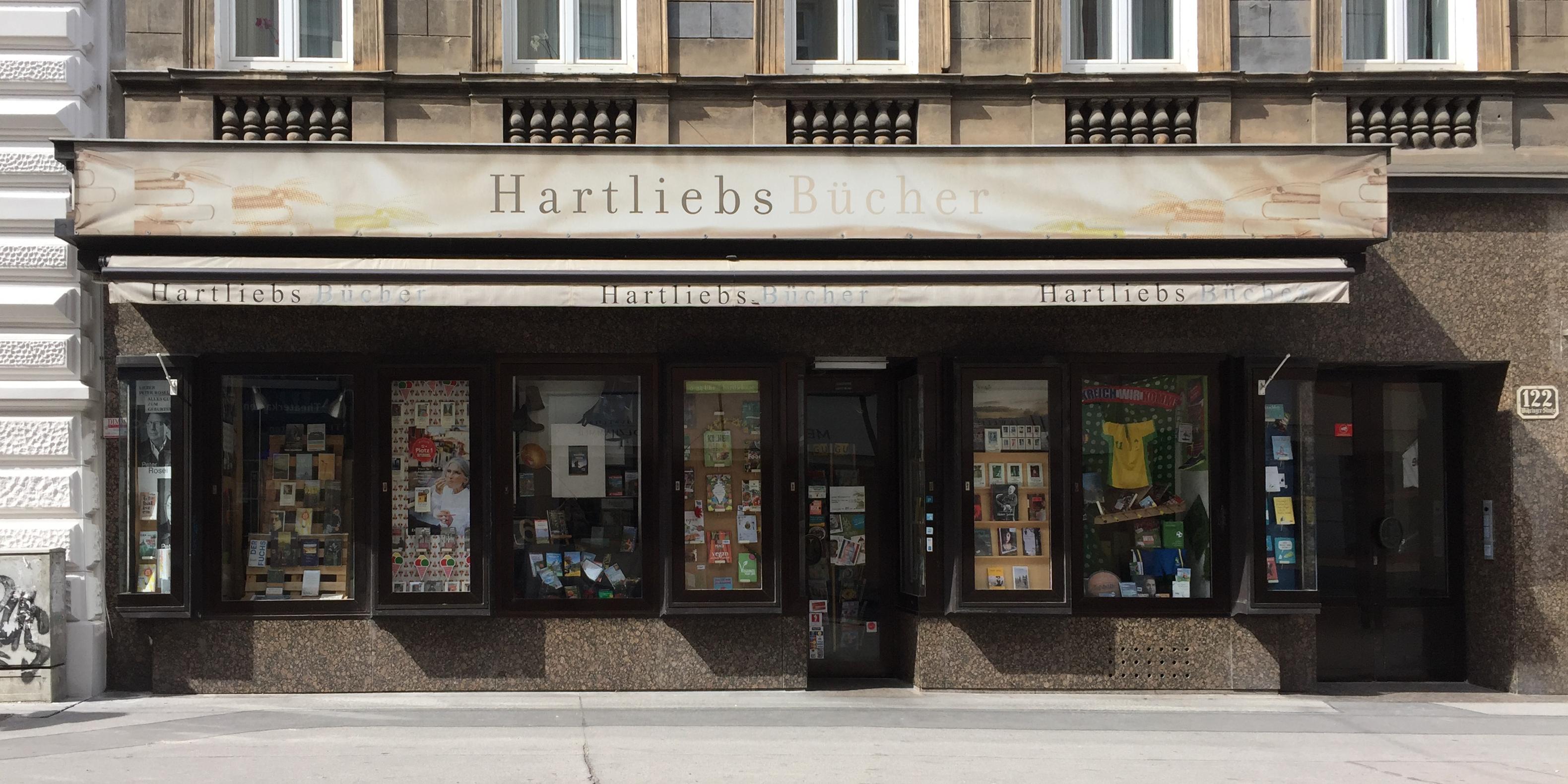 Buchhandlung Hartlieb, 1180 Wien